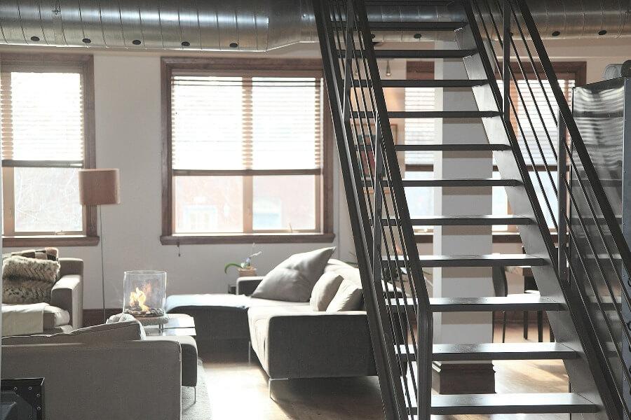 Студия-квартира в стиле лофт