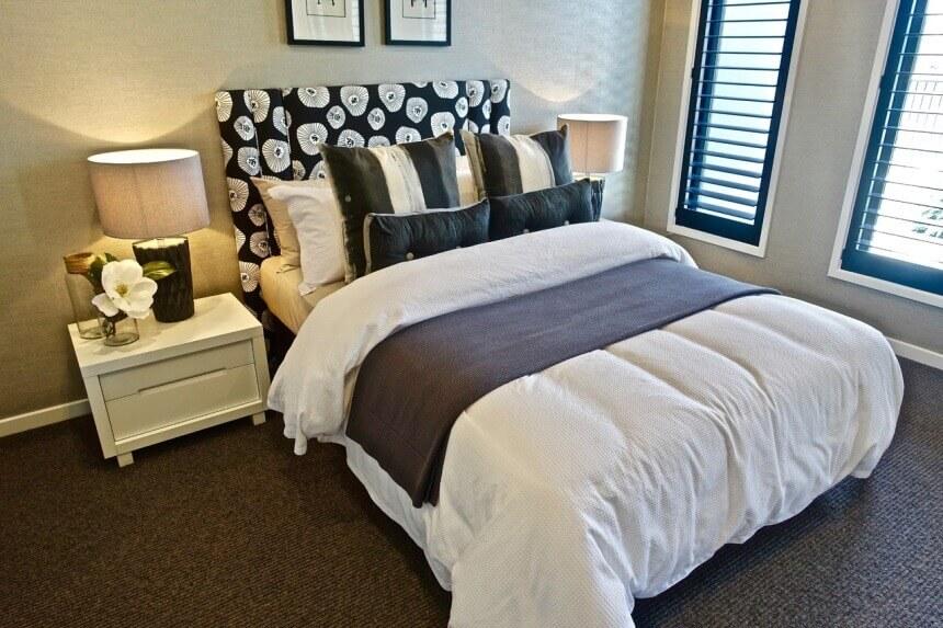 дизайна маленькой спальни в разных стилях