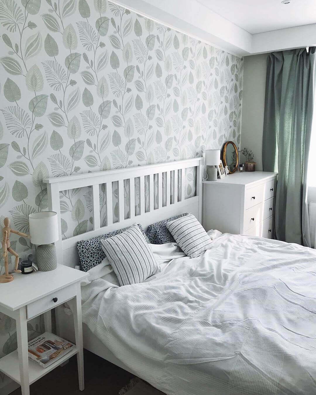интерьер и стиль маленькой спальни