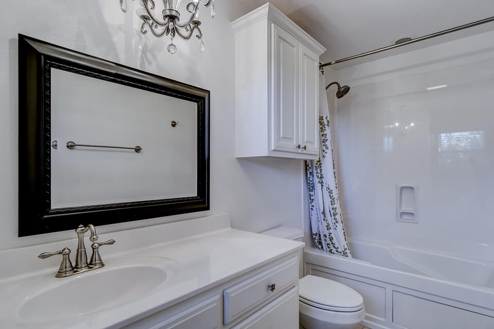Ванная комната в классическом дизайне
