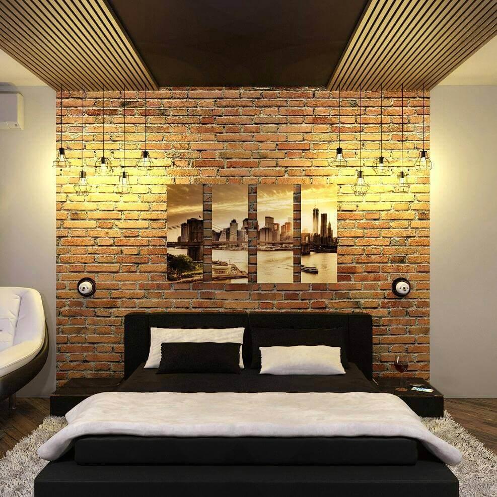 стиль в маленькой спальне