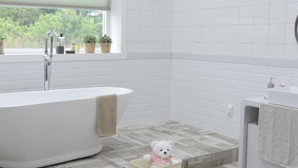 Поднятие уровня пола в ванной