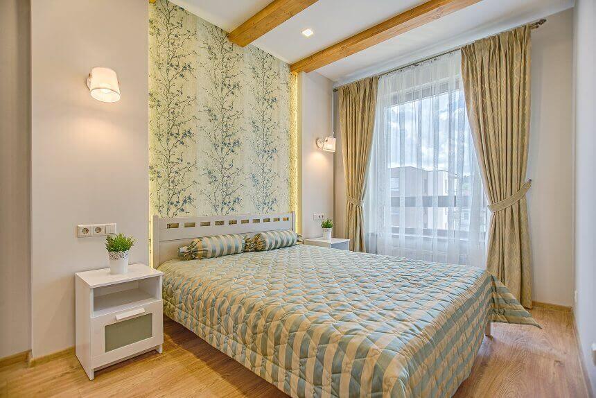 дизайна небольшой спальни